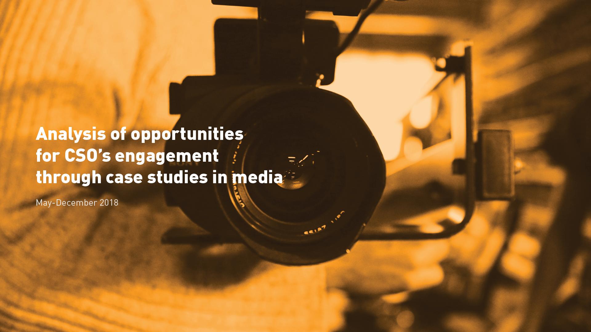 Media Monitoring in Kosovo
