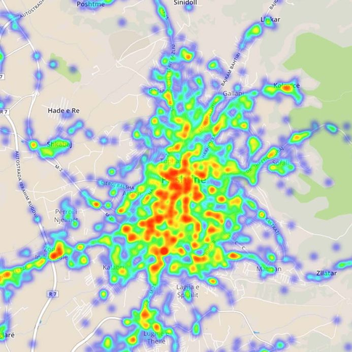 112 MAPPING EMERGENCY CALLS