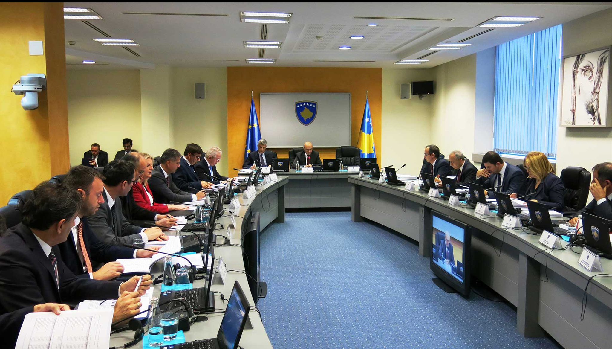 OPENNESS OF INSTITUTIONS OF EXECUTIVE POWER IN THE REGION AND KOSOVO (2018)