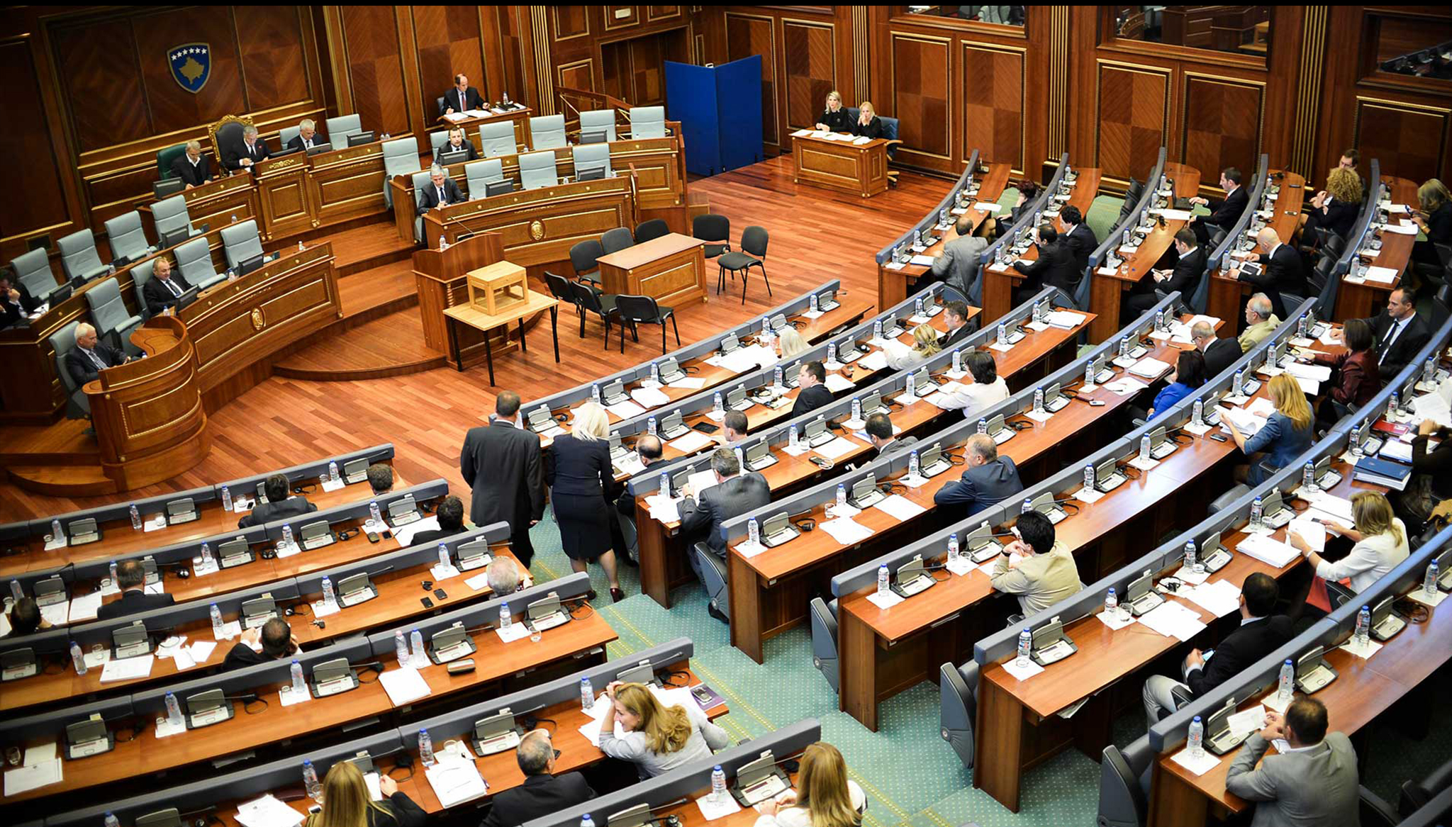 OPENNESS OF THE PARLIAMENT OF KOSOVO AND THE REGION