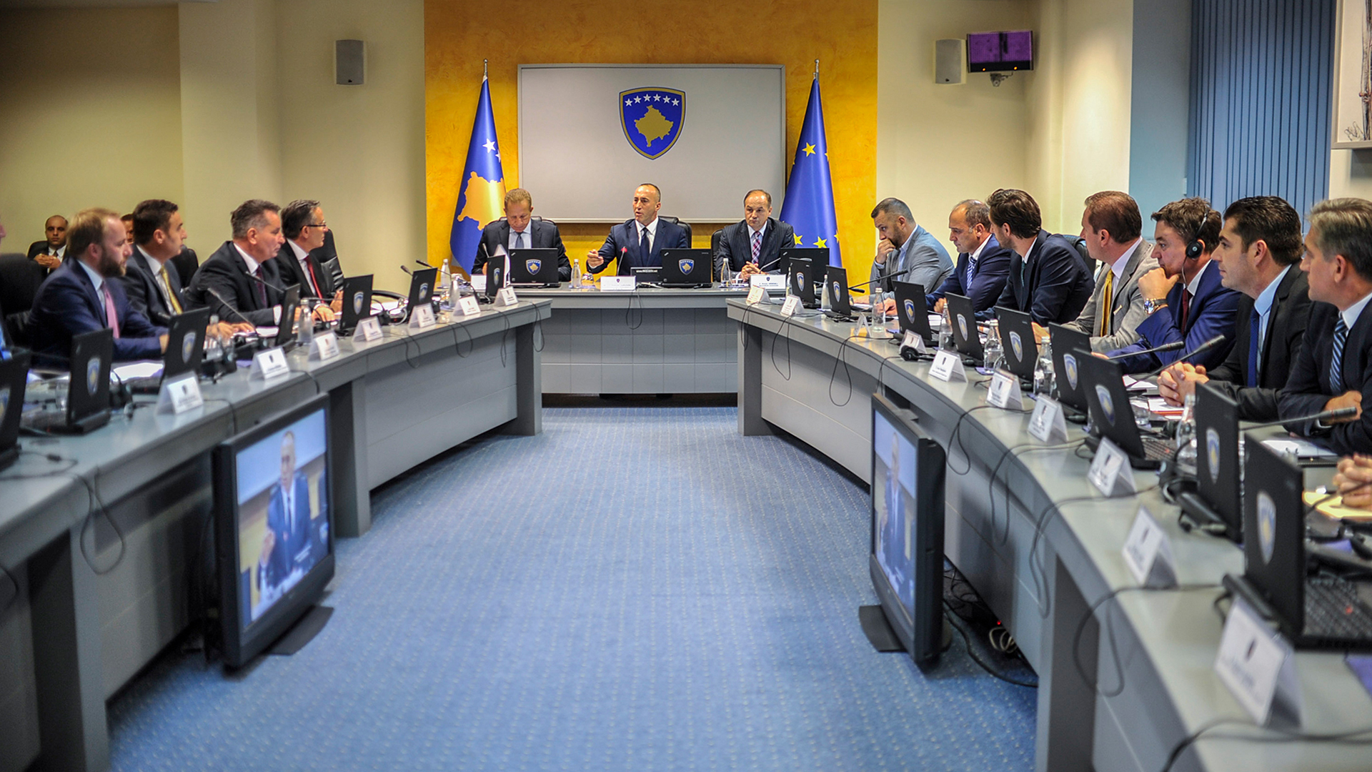 Analysis of the Openness of the Executive Power in Kosovo and in the Region