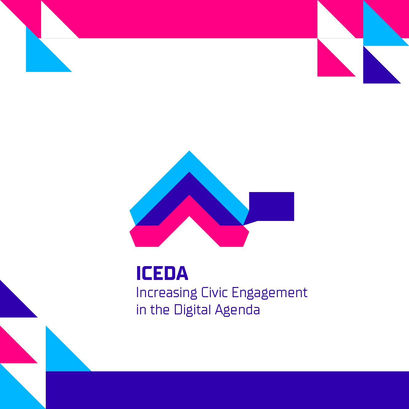 Increasing Civic Engagement in the Digital Agenda – ICEDA