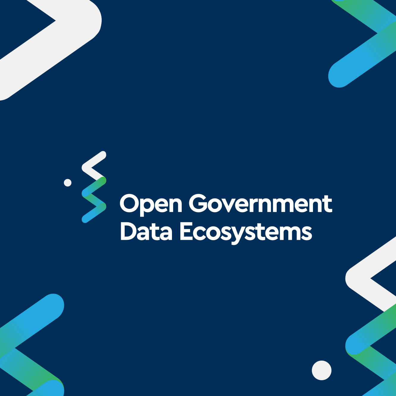 Open Government Data Ecosystems