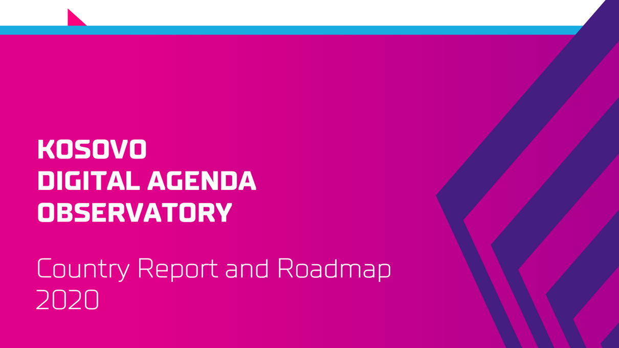 Digital Agenda Observatory 2020