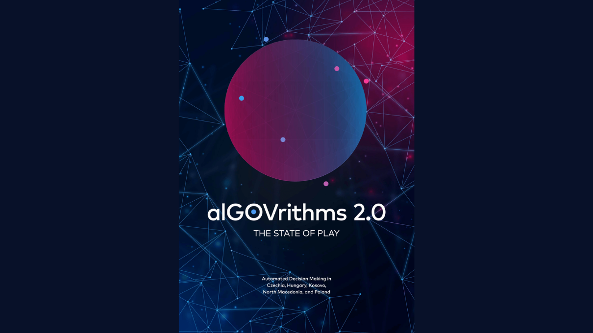 alGOVrithms 2.0 the State of Play
